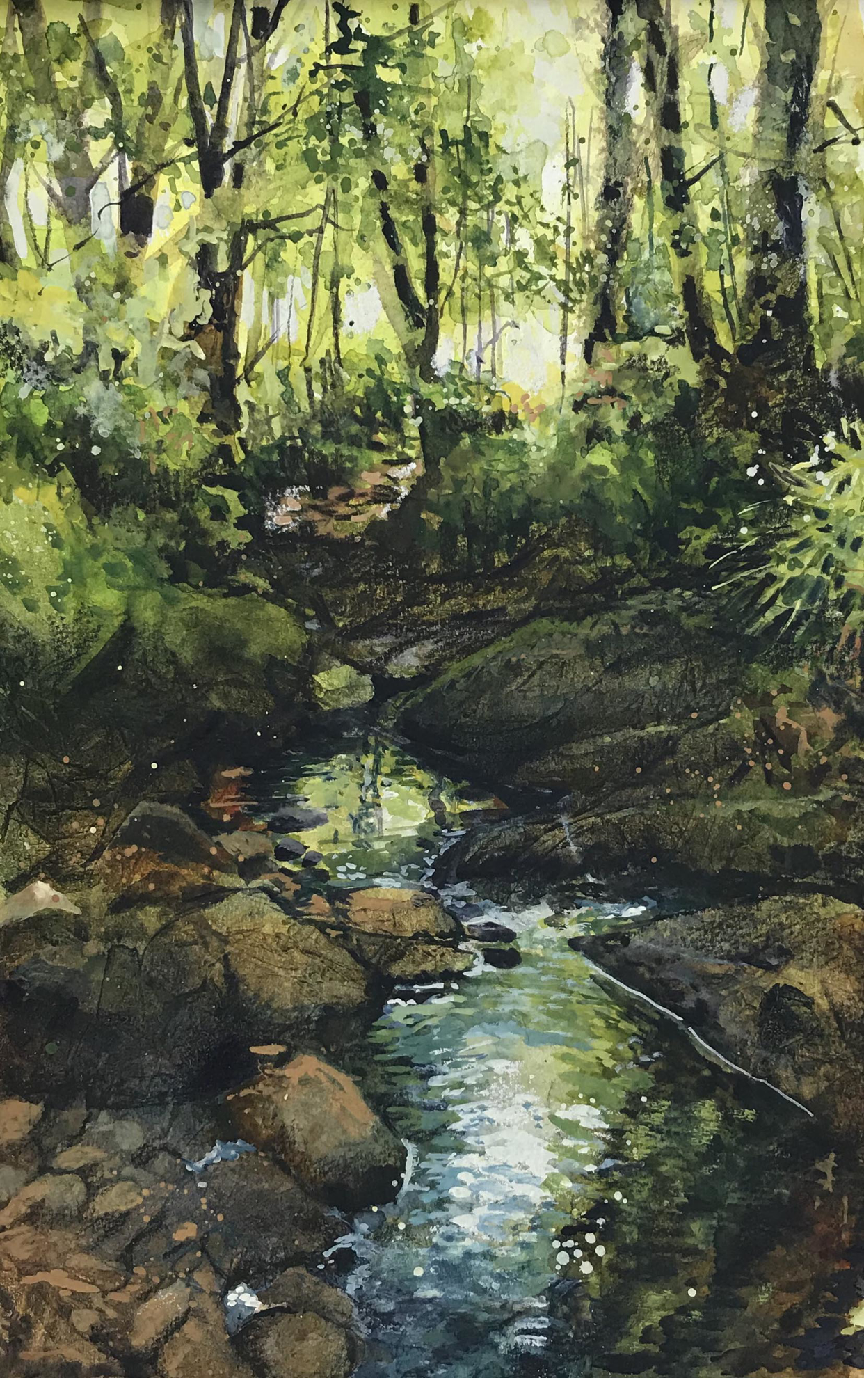 Picture of Little Stream